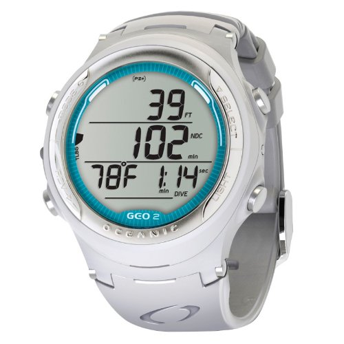 Oceanic Geo Nitrox Computer Watch review