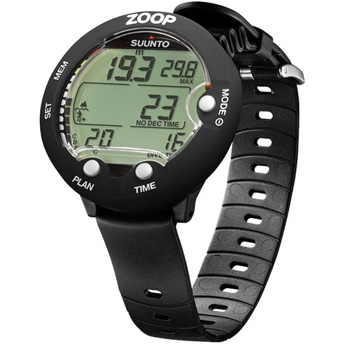Suunto Zoop Dive Computer review